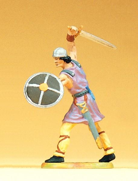 Preiser 50933 - 1:25 - Normanne mit Schwert