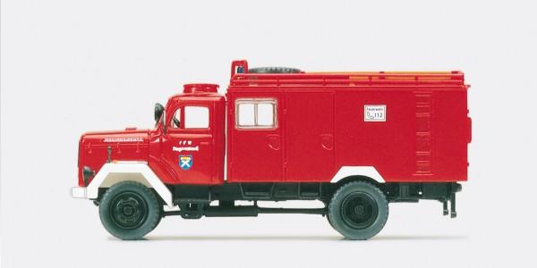 Preiser 31276 - H0 - Schlauchwagen SW 2000 Katastrophenschutz