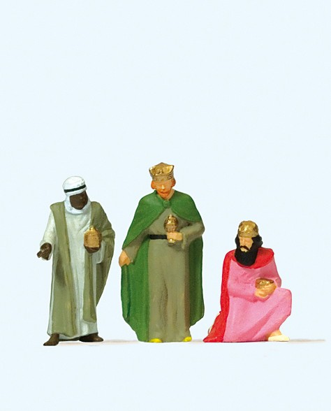 Preiser 29092 - H0 - Die Heiligen drei Könige