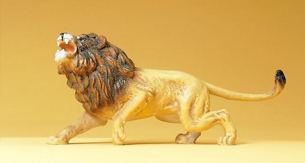 Preiser 47504 - 1:25 - Löwe angreifend