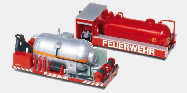 Preiser 31152 - H0 - Wechselaufbau CO² und Saugdruckbehälter