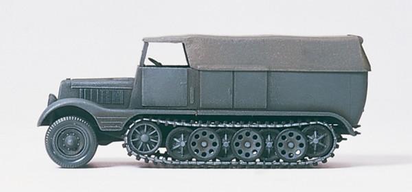 Preiser 16538 - H0 - Halbketten-Zugmaschine 3 to (SdKfz 11)