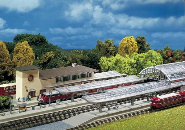 Faller 282718 - Z - Drei Bahnsteige