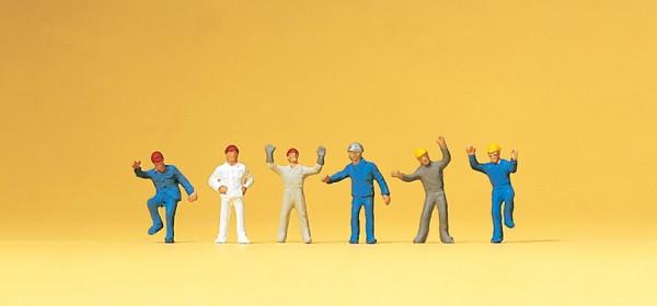 Preiser 79105 - Industriearbeiter