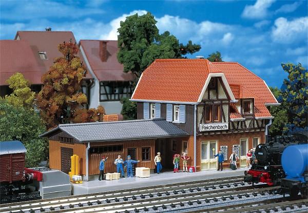 Faller 212104 - N - Bahnhof Reichenbach