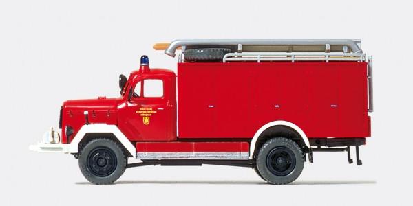 Preiser 31259 - H0 - Schlauchwagen SW 2000 Magirus F 150 D 10 A