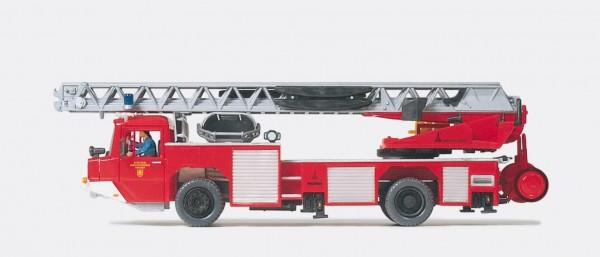 Preiser 31134 - H0 - Magirus Drehleiter DLK 23-12