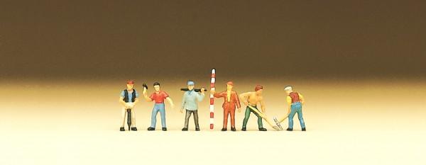 Preiser 88514 - Arbeiter