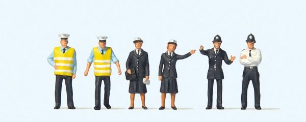 Preiser 73004 - Britische Polizei