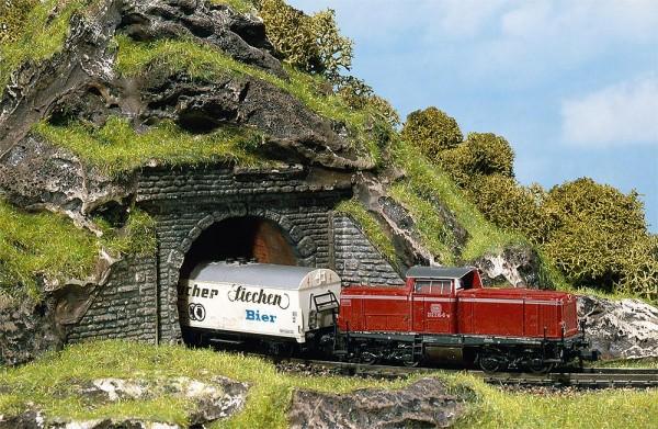 Faller 272578 - N - 2 Tunnelportale einspurig