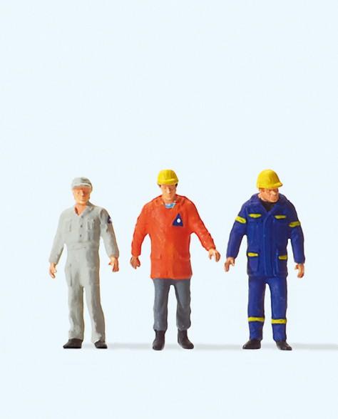Preiser 28149 - H0 - 60 Jahre Technisches Hilfswerk