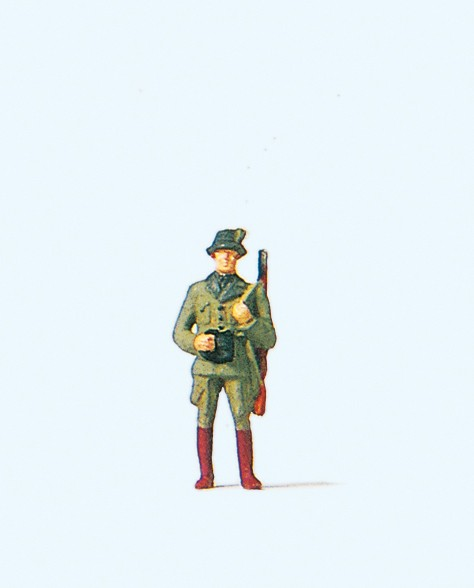 Preiser 28043 - H0 - Jäger