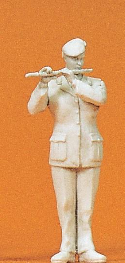 Preiser 64374 - 1:35 - Musikerin mit Querflöte