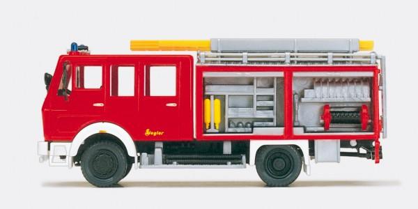 Preiser 31128 - H0 - Löschgruppenfahrzeug LF 16 MB 1019 AF/36