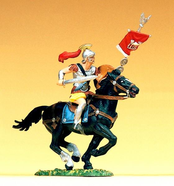 Preiser 50271 - 1:25 - Römischer Vexilarius reitend