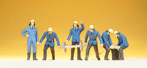 Preiser 14204 - H0 - Feuerwehrmänner