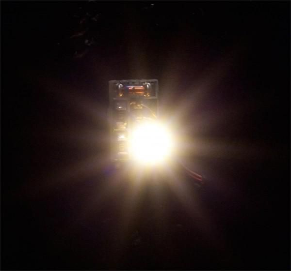 Faller 180653 - 5 LEDs, warm weiß