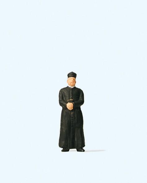 Preiser 28076 - H0 - Geistlicher in Soutane