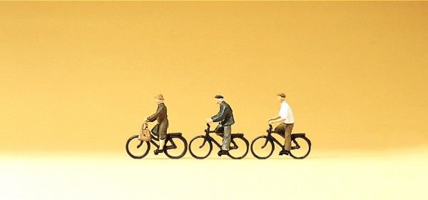 Preiser 79087 - Radfahrer