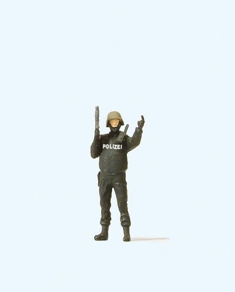 Preiser 28088 - SEK-Einsatzbeamter