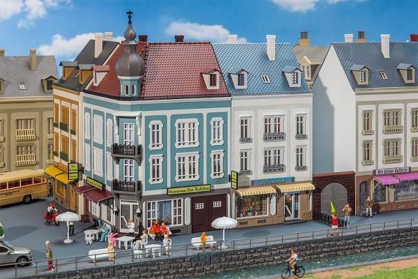 Faller 232387 - N - 2 Stadthäuser Beethovenstraße