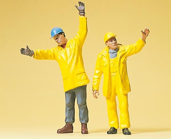 Preiser 45089 - G - Industriearbeiter