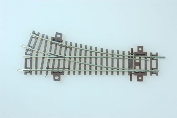 Kühn 72621 - TT - WR20 Weiche rechts