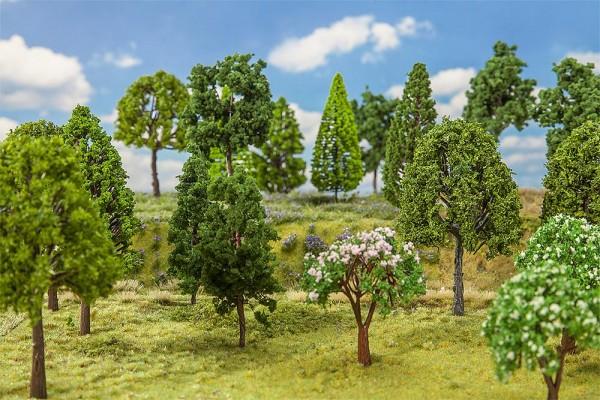 Faller 181525 - 30 Laubbäume, 130 mm