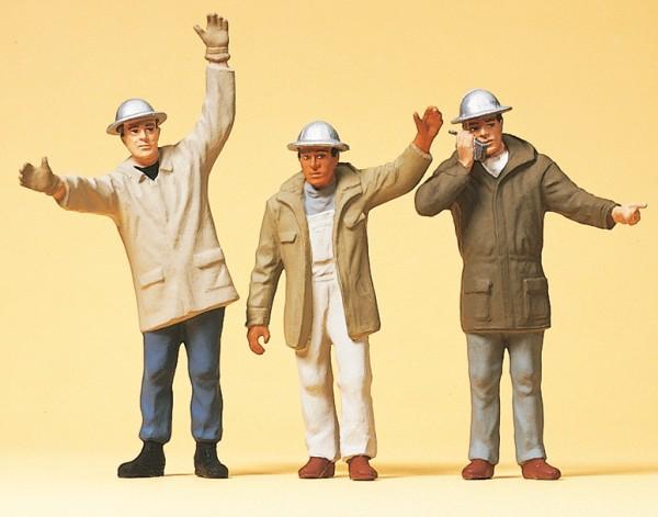 Preiser 63052 - Industriearbeiter