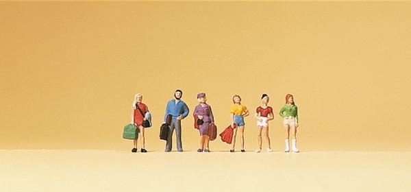 Preiser 79023 - Reisende, Teenager