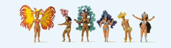 Preiser 24625 - H0 - Samba-Tanzgruppe