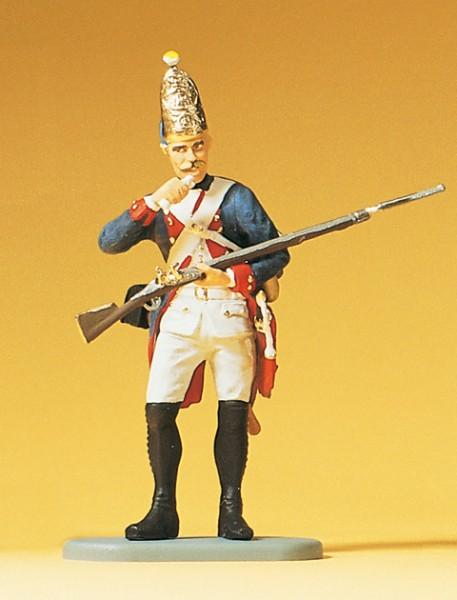 Preiser 54148 - Grenadier ladend
