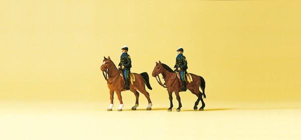 Preiser 79149 - Berittene Polizei USA