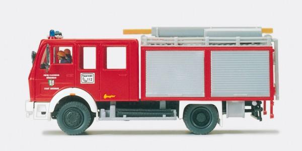 Preiser 35001 - H0 - Tanklöschfahrzeug TLF 16 MB 1019 AF/36