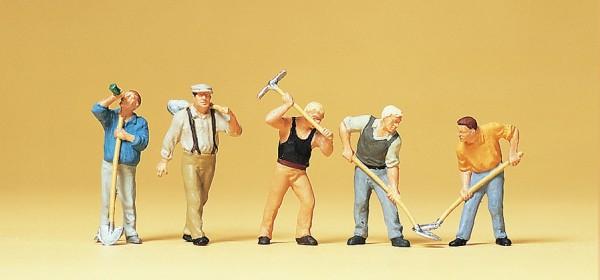 Preiser 10461 - Arbeiter