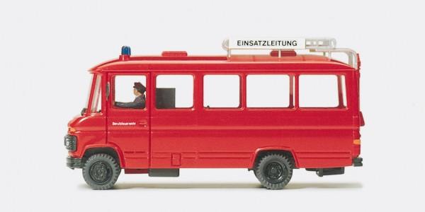 Preiser 35011 - Einsatzleitwagen Mercedes-Benz 0 309