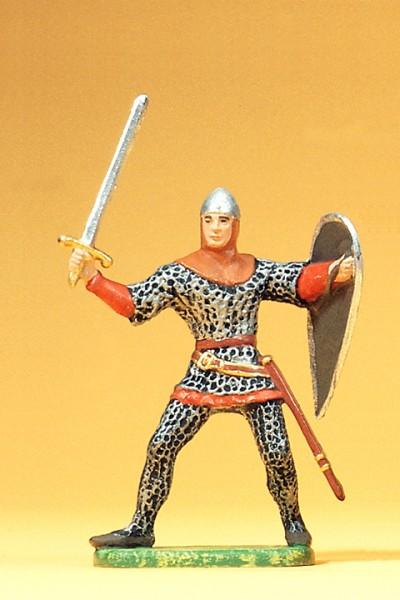 Preiser 51000 - 1:25 - Normanne mit Schwert