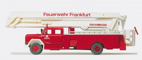 Preiser 31292 - Gelenkbühne Magirus F 200 D 16 WUMAG-SIMON