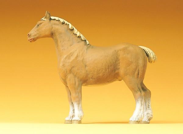 Preiser 47024 - Pferd belgisch