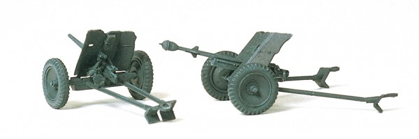 Preiser 16549 - H0 - Panzerabwehrkanone 3,7 cm PAK L/45