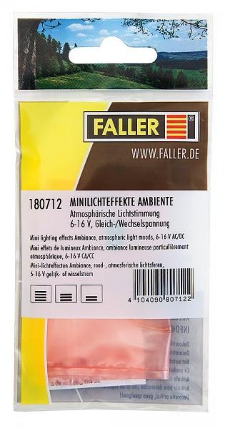 Faller 180712 - Minilichteffekte Ambiente