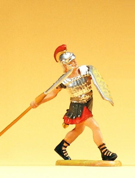 Preiser 50210 - 1:25 - Römer laufend mit Speer