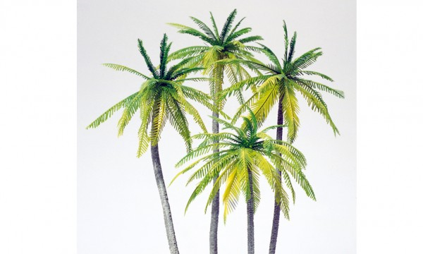 Preiser 18600 - H0 - Palmen, 4 Stk., Bausatz