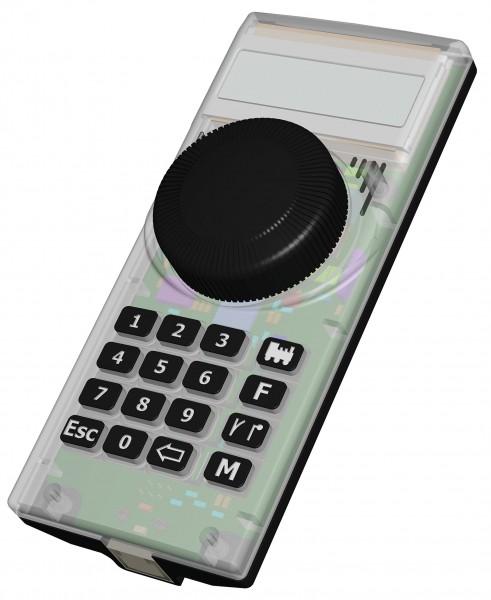 Lenz 21101 - Handregler LH101 mit Drehknopf