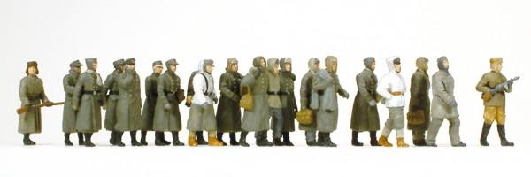 Preiser 16578 - Deutsche Kriegsgefangene