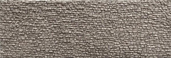Faller 272653 - N - Dekorplatte Profi Trockenmauer, 370 x 125 x 4 mm (2x)