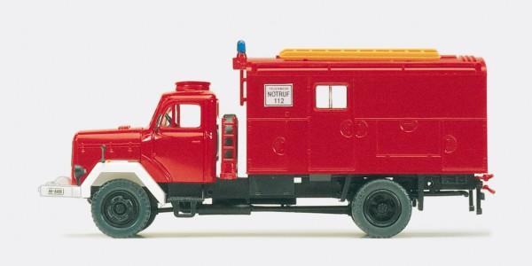 Preiser 31308 - Gerätekraftwagen GKW Feuerwehr