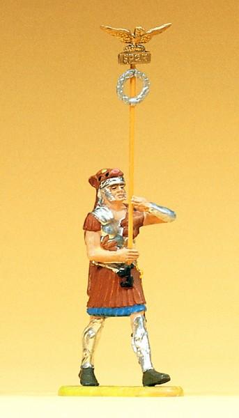 Preiser 50202 - 1:25 - Römer im Marsch mit Adler