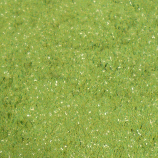 Heki 3381 - Belaubungsflocken für Naturbäume mittelgrün, 200 ml
