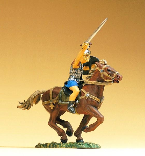 Preiser 50273 - Römer reitend mit Schwert